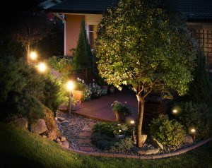 Los Angeles Landscape Lighting
