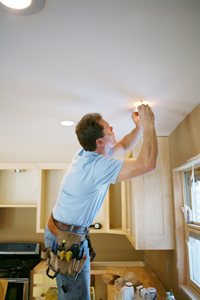 Recess lighting contractor